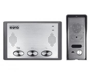 DOMOFON ''EURA'' ADP-10A3 głośnomówiący, bezsłuchawkowy