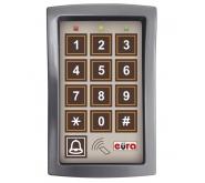 ZAMEK SZYFROWY ''EURA'' AC-13A1 trzy wyjścia, funkcja karty zbliżeniowej, Wiegand ico 0