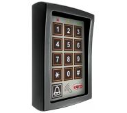 ZAMEK SZYFROWY ''EURA'' AC-13A1 trzy wyjścia, funkcja karty zbliżeniowej, Wiegand ico 1