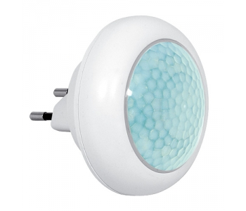 LAMPKA LED NOCNA ''EURA'' ML-08A8 ~230V do gniazdka