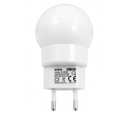 LAMPKA LED NOCNA ''EURA'' ML-02A3 ~230V do gniazdka ico 3