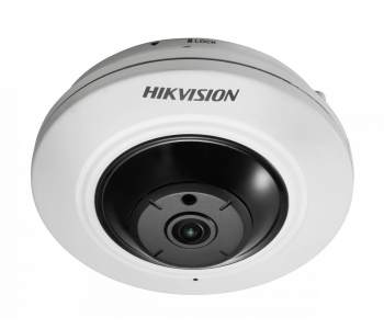 KAMERA IP FISHEYE HIKVISION DS-2CD2942F-IS 1,6mm 4 Mpx 1440P 1/3'' CMOS