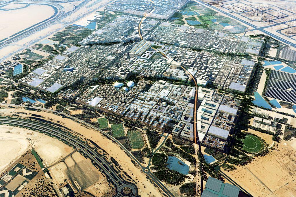 Masdar - Inteligentne miasto