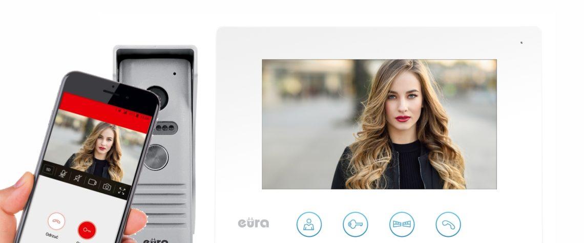 Wideodomofon w telefonie | Eura
